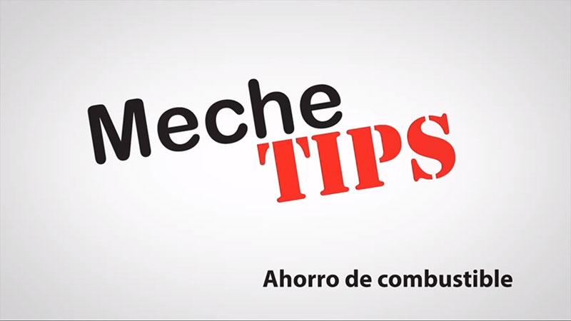 MecheTip #1 - Ahorro de combustible
