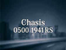 Chasis O500 1941RS