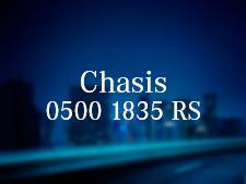 Chasis O500 1835 RS