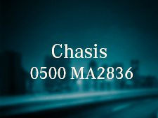 Chasis O500MA2836