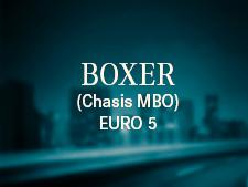 Boxer (Chasis MBO) EURO 5