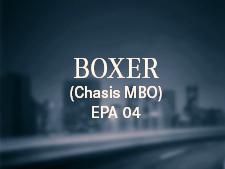 Boxer (Chasis MBO) EPA 04