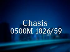 Chasis O500M 1826/59