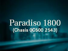 Paradiso 1800 (Chasis OC500 2543)
