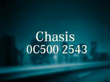 Chasis OC500 2543